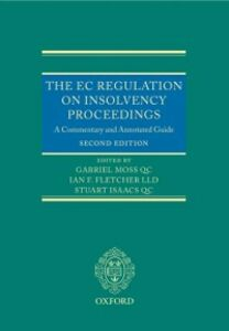 Ebook in inglese EC Regulation on Insolvency Proceedings: A Commentary and Annotated Guide