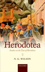Ebook in inglese Herodotea: Studies on the Text of Herodotus Wilson, N. G.