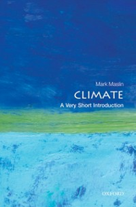 Ebook in inglese Climate: A Very Short Introduction Maslin, Mark