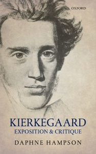 Ebook in inglese Kierkegaard: Exposition & Critique Hampson, Daphne