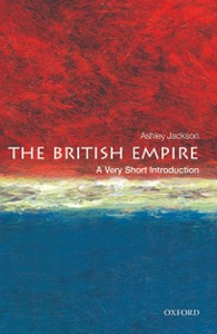 Ebook in inglese British Empire: A Very Short Introduction Jackson, Ashley
