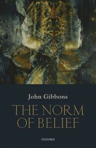Ebook in inglese Norm of Belief Gibbons, John