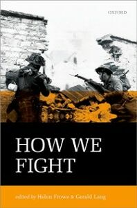 Ebook in inglese How We Fight: Ethics in War -, -