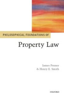 Ebook in inglese Philosophical Foundations of Property Law