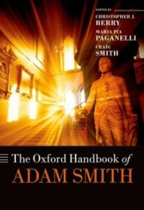 Ebook in inglese Oxford Handbook of Adam Smith -, -