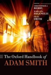 Oxford Handbook of Adam Smith