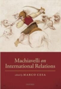 Ebook in inglese Machiavelli on International Relations -, -