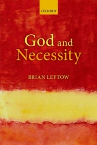 Ebook in inglese God and Necessity Leftow, Brian
