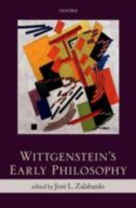 Ebook in inglese Wittgenstein's Early Philosophy
