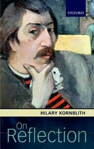Ebook in inglese On Reflection Kornblith, Hilary