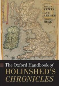 Ebook in inglese Oxford Handbook of Holinsheds Chronicles