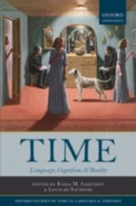 Ebook in inglese Time: Language, Cognition & Reality -, -
