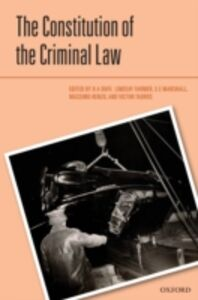 Ebook in inglese Constitution of the Criminal Law