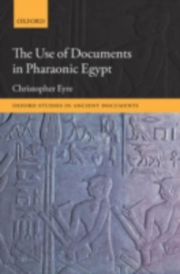 Ebook in inglese Use of Documents in Pharaonic Egypt Eyre, Christopher