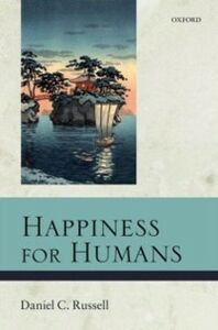 Ebook in inglese Happiness for Humans Russell, Daniel C.