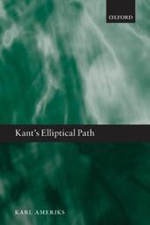 Kant's Elliptical Path