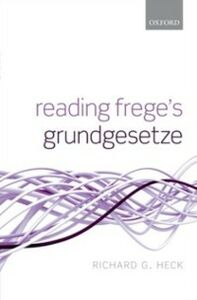 Ebook in inglese Reading Freges Grundgesetze Heck, Jr., Richard G.