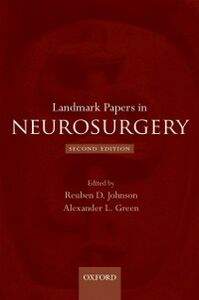 Foto Cover di Landmark Papers in Neurosurgery, Ebook inglese di  edito da OUP Oxford