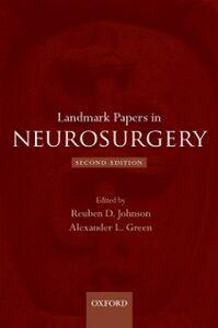 Ebook in inglese Landmark Papers in Neurosurgery