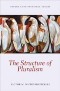 Ebook in inglese Structure of Pluralism Muniz-Fraticelli, Victor M.