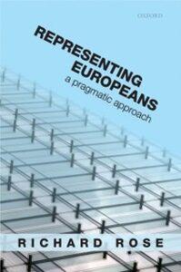Ebook in inglese Representing Europeans: A Pragmatic Approach Rose, Richard