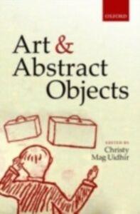 Ebook in inglese Art and Abstract Objects