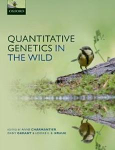 Ebook in inglese Quantitative Genetics in the Wild -, -