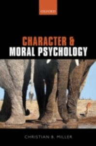 Ebook in inglese Character and Moral Psychology Miller, Christian B.