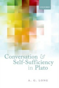 Ebook in inglese Conversation and Self-Sufficiency in Plato Long, A. G.