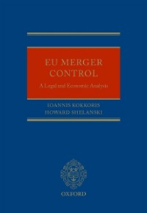 Ebook in inglese EU Merger Control: A Legal and Economic Analysis Kokkoris, Ioannis , Shelanski, Howard