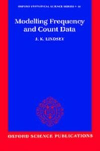 Ebook in inglese Modelling Frequency and Count Data Lindsey, J. K.