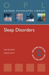 Ebook in inglese Sleep Disorders Nutt, David , Wilson, Sue