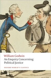 Ebook in inglese Enquiry Concerning Political Justice Godwin, William