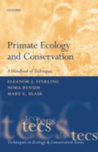 Ebook in inglese Primate Ecology and Conservation -, -