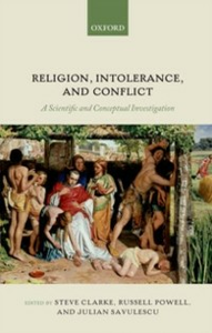 Ebook in inglese Religion, Intolerance, and Conflict: A Scientific and Conceptual Investigation -, -