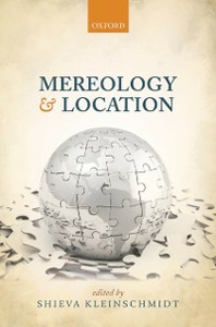 Ebook in inglese Mereology and Location -, -