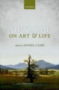 Foto Cover di Nietzsche on Art and Life, Ebook inglese di  edito da OUP Oxford