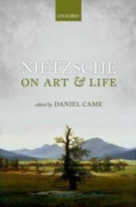 Ebook in inglese Nietzsche on Art and Life -, -