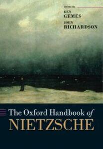 Ebook in inglese Oxford Handbook of Nietzsche