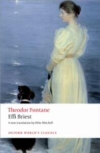 Ebook in inglese Effi Briest Fontane, Theodor