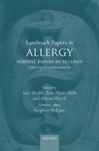 Foto Cover di Landmark Papers in Allergy: Seminal Papers in Allergy with Expert Commentaries, Ebook inglese di  edito da OUP Oxford