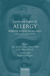 Ebook in inglese Landmark Papers in Allergy: Seminal Papers in Allergy with Expert Commentaries -, -