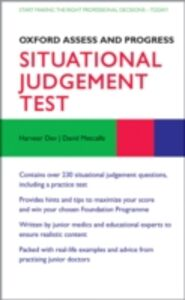 Ebook in inglese Situational Judgement Test -, -