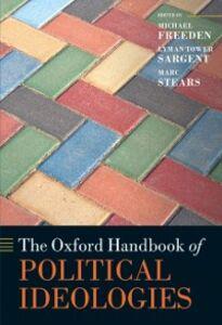 Ebook in inglese Oxford Handbook of Political Ideologies -, -