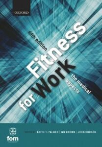 Foto Cover di Fitness for Work: The Medical Aspects, Ebook inglese di  edito da OUP Oxford
