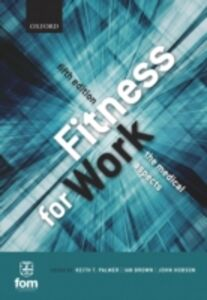 Ebook in inglese Fitness for Work: The Medical Aspects -, -