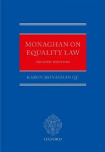 Foto Cover di Monaghan on Equality Law, Ebook inglese di Karon Monaghan QC, edito da OUP Oxford