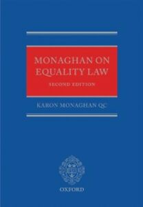 Ebook in inglese Monaghan on Equality Law Monaghan QC, Karon