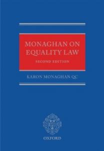 Ebook in inglese Monaghan on Equality Law Monaghan QC, Karon