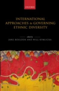 Ebook in inglese International Approaches to Governing Ethnic Diversity -, -